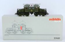 Marklin DIGITAL HO 37481 K BAY EG2 2/2 MAINLY METAL FABULOUS RUNNER MINT BOXED