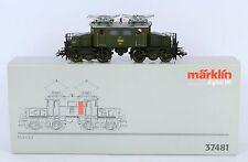 Marklin DIGITAL HO 37481 K BAY EG2 2/2 MAINLY METAL FABULOUS RUNNER MINT BOXED