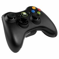 Xbox 360  Wireless Controller  Brand New Sealed  Official Elite  Black