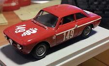 Progetto K Alfa Romeo Giulia GTA J Mugello 1968 1/43 neu mit OVP