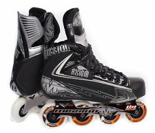 MISSION Axiom A5 Senior Inline Hockey Skates, Mission Roller Skates