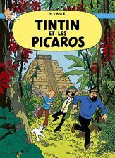 Affiche Offset Tintin Tintin et les Picaros