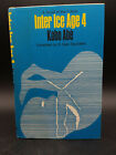 Kobo Abe INTER ICE AGE 4 vintage 1970 HB DJ book club edition