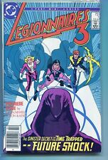 Legionnaires 3 1-4 Mini Series (1986) Dc Comics CBX38B