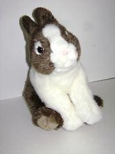 Webkinz Signature Dutch Bunny WKS1011 by GANZ  PLUSH STUFFED ANIMAL RABBIT WHITE