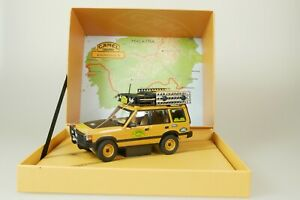 LAND ROVER DISCOVERY I CAMEL TROPHY KALIMANTAN 1996 1/43 ALM 410410