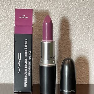 MAC UP THE AMP 119 AMPLIFIED Lipstick Fast Ship 100%AUTHENTIC