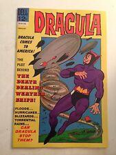 Dracula #3/Silver Age Dell Comic Book/NM-