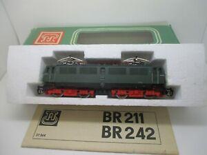 BTTB Tt Gauge: Electric Locomotive E242 018-2, Analogue, Läuft Prima (OK2)