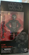 4-LOM Action Figure The Black Series 6 inch #67 Star Wars  MINT!!!