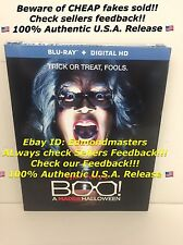 Tyler Perry's Boo! A Madea Halloween Blu-ray + Digital HD Beware of Cheap Fakes!