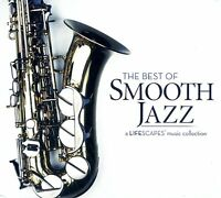 The Best Of Smooth Jazz - A Lifescapes Music Collection - 3CD - Brand New Sealed