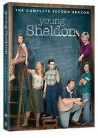 New Sealed Young Sheldon - The Complete Second Season DVD 2