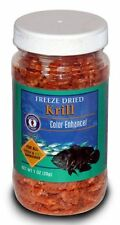SAN FRANCISCO BAY KRILL SHRIMP FREEZE DRIED 1 OZ. FREE SHIPPING TO THE USA