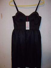 BLACK DRESS BY BE BEAU, SIZE 8, BNWT
