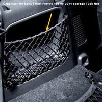 Net Bag For Benz Smart Fortwo 451 2009-2014 Organizer Storage Net String Bag GL