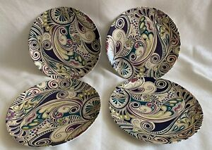 DENBY MONSOON Cosmic Side Plate, 8.5 Inch, 3 Available
