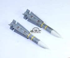 AIM-54 Missiles (02 pieces) for aircraft model 1:32 Pro Built Model