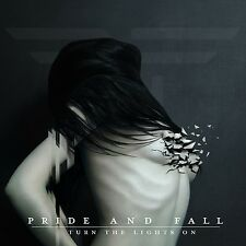 PRIDE AND FALL Turn The Lights On CD Digipack 2014 LTD.1000