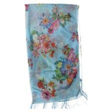 Markenlose Damen-Schals & -Tücher aus Polyester mit Blumen-Motiv