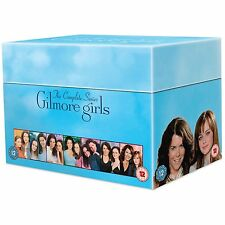 "GILMORE GIRLS COMPLETE SERIES DVD BOX SET 42 DISC NEW SEALED ""dent sale"""