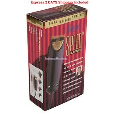 Oster Speed Line Adjustable Gold Blade Clipper 76023-540--Freaky Fast Shipping!!