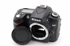 Nikon D D90 12.3MP Digital SLR Camera - Black (Body Only) - Shutter Count: 520
