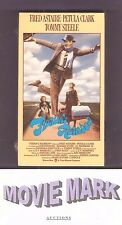 """FINIAN'S RAINBOW"" 1968 (Warner Home Video) Fred Astaire, Petula Clark vhs ☆NEW☆"