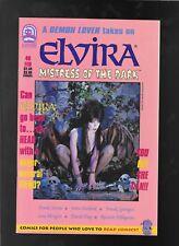 Elvira Mistress of The Dark 46 1997 NO STOCK PHOTO  Claypool