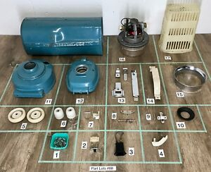 Electrolux Model L Canister Vacuum Part Lots Replacement Repair Original Restore
