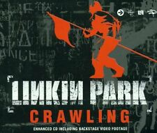 Linkin Park - Crawling (2 tracks + video CD single)