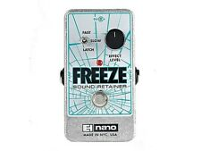 Electro Harmonix Freeze Sound Retainer *Free Shipping*