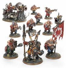 Ogor Mawtribes - Feast Of Bones Half w/ Tyrant Warscroll Warhammer Age of Sigmar