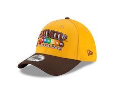 Kyle Busch 2016 New Era #18 M&M's Clean Hit Yellow/Brown 3930 Flex Fit Hat
