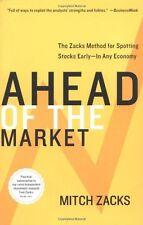 Ahead of the Market: The Zacks Method for Spotting
