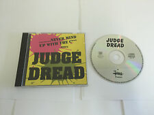 Never mind up with the c***-Here's Judge Dread (15 tracks)  CD 5020214611828