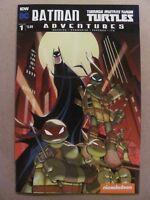 Batman Teenage Mutant Ninja Turtles Adventures #1 2 3 4 5 6 DC IDW Full Series