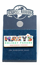 NEW Universal Studios Pin Trading Macy's Holiday Parade 2015 Pin