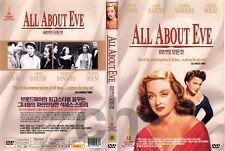 All About Eve (1950) - Joseph L. Mankiewicz, Bette Davis, Anne Baxter  DVD NEW