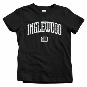 Inglewood 310 Kids T-shirt - Baby Toddler Youth Tee - Los Angeles California LA