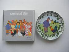 Heinrich Villeroy & Boch UNICEF Kinder der Welt Nr. 4 Frankreich (Nr. 2-4-4)