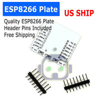 ESP8266 serial WIFI module Adapter Plate Apply to ESP-07, ESP-08, ESP-12 Arduino