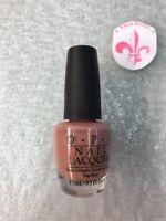 OPI Nail Polish Lacquer Classic Colors Dulce de Leche NL A15 15mL 0.5 oz