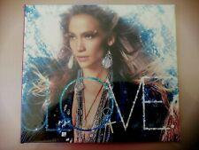 LOVE? [Deluxe Edition] [+5 Bonus] Jennifer Lopez (CD, May-2011, Mercury) * NEW *