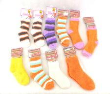 Socken 10 Paar Antonio Style mode bunt gemischt flauschig Kinder
