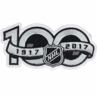 NHL 100th Anniversary Logo Patch 2017 Season