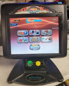 Merit Megatouch Force 2011 Multi Game Arcade Video Game Machine - F1
