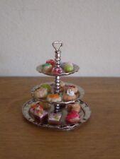 CIBO in miniatura ~ torte in stand ~