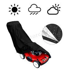 Waterproof Lawn Mower Cover Garden Walk Behind Storage Rain Dust UV Protector r