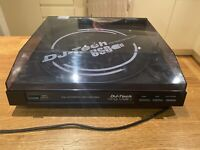 DJ-Tech Vinyl USB 1 Turntable Player